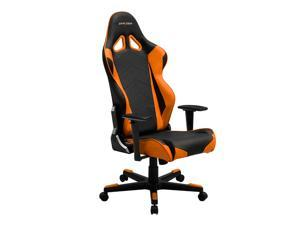 DXRacer Racing Series OH/RE0/NO Racing Bucket Seat Ergonomic Computer Chair with Cushions