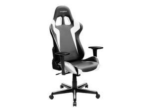 DXRacer Formula Series OH/FH00/NW Newedge Edition Racing Bucket Seat Office Chair Pc Gaming Chair Computer Chair Vinyl Desk Chair With Pillows