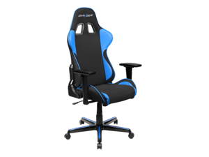 DXRacer Formula Series OH/FH11/NB Newedge Edition Racing Bucket Seat Office Chair Pc Gaming Chair Computer Chair Vinyl Desk Chair With Pillows