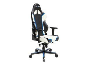 DXRacer Racing Series OH/RH110/NWB Office Chair Gaming Chair Ergonomic Computer Chair eSports Desk Chair Executive Chair Furniture With Pillows