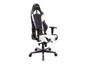 DXRacer Racing Series OH/RH110/NWV Office Chair Gaming Chair Ergonomic Computer Chair eSports Desk Chair Executive Chair Furniture With Pillows