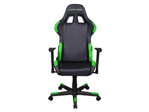 DXRacer Formula Series OH/FD99/NE Office Chair Racing Style Ergonomic Rocker Computer Gaming Chair Racing Seat with Cushions