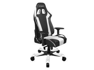 DXRacer King Series OH/KS06/NW Newedge Edition Racing Bucket Seat Big And Tall Gaming Chair With Pillows