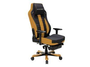 DXRacer Classic Series OH/CS120/NC/FT Racing Bucket Seat Big And Tall Chair Office Chairs Comfortable Chair Ergonomic Computer Chair DX Racer Desk chair with Leg rest