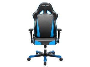 DXRacer Tank Series OH/TS29/NB Big and Tall Chair Racing Bucket Seat Office Chair Gaming Chair Ergonomic Computer Chair eSports Desk Chair Executive Chair Furniture With Pillows