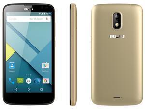Blu Studio G D790u Blue Quad-Core 1.3GHz Unlocked GSM HSPA+ Android Phone