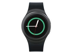 Samsung Gear S2 SM-R720 Smartwatch for Most Android Phones - Dark Gray