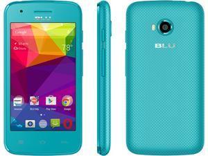 BLU Dash J Unlocked Phone - GSM - Blue D070