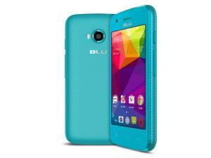 BLU Dash L Unlocked Smartphone - Global GSM - Blue D050L