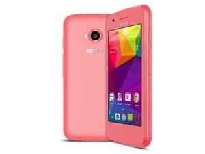 BLU Dash L Unlocked Smartphone - Global GSM - Pink D050L
