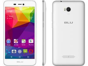 BLU Studio 5.5 HD - GSM Unlocked Dual SIM - White S150L