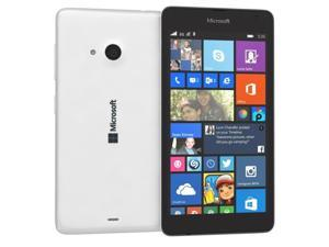 UNLOCKED WHITE Microsoft Lumia 535 3G Dual Sim Phone, Model RM-1092