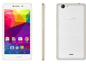 Blu Life XL L0050UU White Unlocked GSM Quad-Core Phone