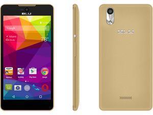 BLU Studio C 5+5 - Global GSM Unlocked - Black D890L