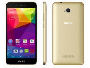 BLU Studio 5.5 HD - GSM Unlocked - S150u Gold