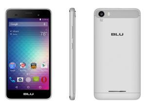 "Blu Dash M2 D090U 4GB Black Unlocked GSM Cell Phone 5"" 512MB RAM"