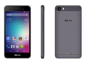 BLU Dash M2 Cell Phone Global GSM Unlocked - D090L Black