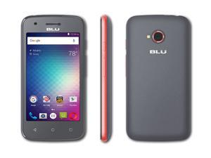BLU DASH L2 - Global GSM Unlocked Android Cell Phone - D250L (Pink)