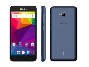BLU Dash 4.5 - GSM Unlocked Dual-SIM Android Cell Phone