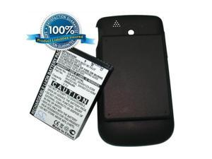 2800mAh Battery For Sprint Snap, S511 Extended With Black Color Back Cover