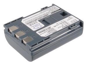 600mAh Battery For CANON MV5, MV5i, MV5iMC, MV6iMC, MV790, V800, MV800i, MV830