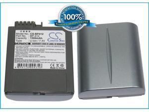 1500mAh Battery For CANON DM-MV3, DM-MV3i, DM-MV3iMC, DM-MV3MC, DM-MV4