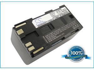 4400mAh Battery For CANON ES-420V, UC-V20Hi, MV1, XV1, UC-V10Hi, G1500, Optura