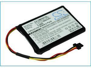 900mAh Battery For TomTom Route XL, XXL540TM