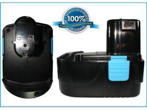 3000mAh Battery For Hitachi CR18DL, DH 18DL, DH 18DLX, DS 18DFL, DS 18DFLG