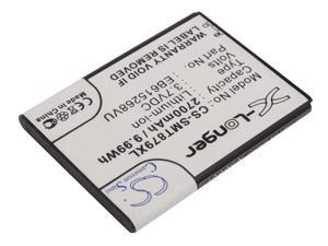 2700mAh Battery For SAMSUNG Galaxy Note, Galaxy Note 4G, Galaxy Note LTE
