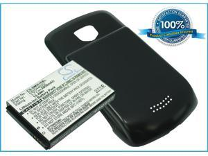 2800mAh Battery For SAMSUNG SCH-I510, Droid Charge Extended with back cover