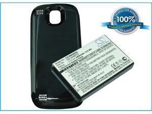 2400mAh Battery For SAMSUNG i400 Continuum Extended with Black back cover