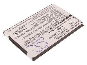 1200mAh Battery For HTC 7 Trophy, Spark, T8686, M1, PC40100, WT7