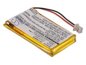 240mAh Battery For Plantronics 64327-01, 64399-01, 65358-01, CS50USB, SC60, CS50