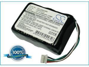 2000mAh Battery For Logitech Squeezebox Radio