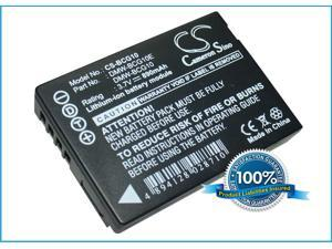 890mAh Battery For Panasonic Lumix DMC-ZR3S, Lumix DMC-TZ10, Lumix DMC-TZ8