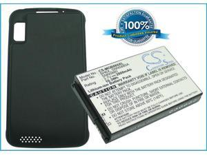 2800mAh Battery For Motorola MB860, Atrix 4G, Olympus Extended with Back Cover