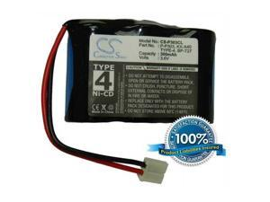 600mAh Battery For Philips CL8245, CL8305, CL8310, CL8320, CL8340
