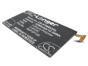 VinTrons 3300mAh Battery For HTC 803S, 809d, HTC6600LVW, One Max, One Max 8060, One Max LTE, T6