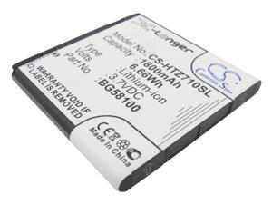 vintrons Replacement Battery For HTC Raider 4G LTE, S610d, Sensation, Sensation 4G