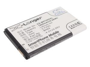 VinTrons Replacement Battery 1800mAh/6.66Wh For MOTOROLA A954, Atrix 4G, Droid X2, MB860, MB870, ME722, Olympus, XT865