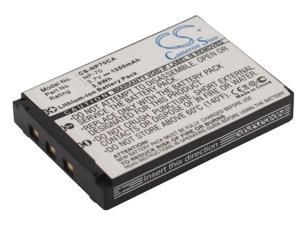 vintrons Replacement Battery For CASIO Exilim Zoom EX-Z250PK