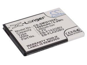 VinTrons Replacement Battery 1600mAh / 5.92Wh For SAMSUNG EK-GC100, Galaxy S II Duos, Galaxy S II Plus, Galaxy S2, Galaxy S2 Plus