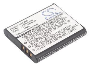 vintrons Replacement Battery For CASIO Exilim EX-TR200