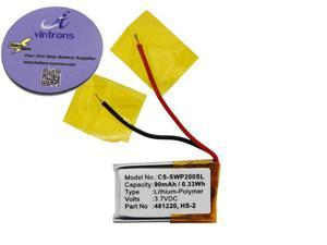 90mAh / battery for Samsung WEP-200 WEP-210 WE-P301