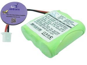 vintrons Replacement Battery For BTI MISTRAL 20-200,MISTRAL 20-220,Mistral 220, TELECOM,AMARYS 2200SF
