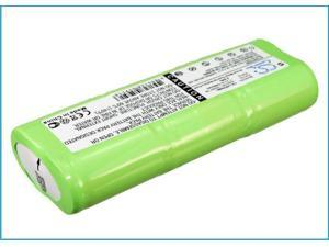 vintrons (TM) Bundle - 1200mAh Replacement Battery For LXE 00-864-00, 152282-000-1, 152290-0001, 152290-0001A, 155467-00