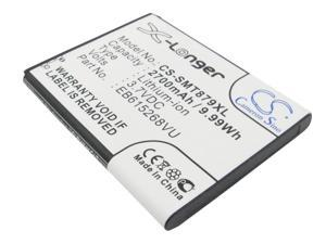vintrons Replacement Battery For SAMSUNG SGH-T879, SCH-I889, GT-N7000, GT-I9220
