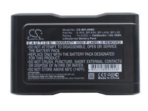 vintrons Replacement Battery For HITACHI DNW-A25WS(Portable Recorder),DNW-A25WSP (Portable Recorder)