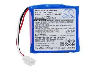 vintrons Replacement Battery For EDAN HYLB-102,